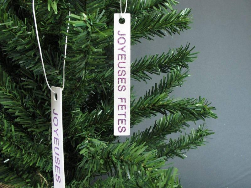 Pancarte joyeuses fêtes - Fuchsia