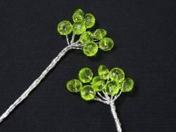 Tige de Diamants - Vert Tilleul