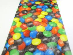 Chemin de table smarties