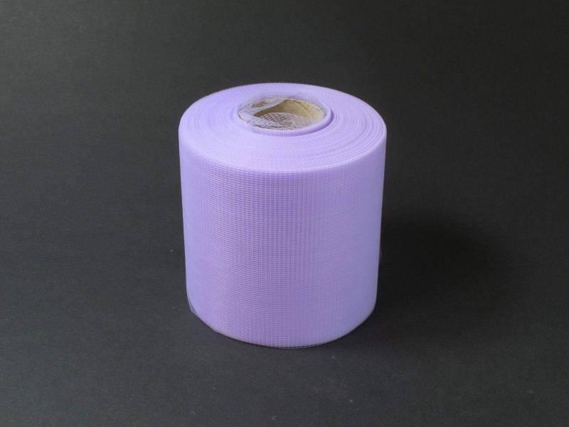 8cm Rouleau de Tulle - Lilas