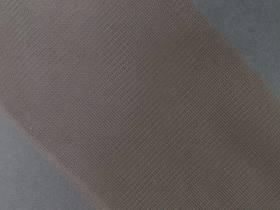 8cm Rouleau de Tulle - Chocolat