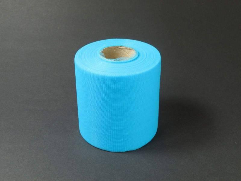 8cm Rouleau de Tulle - Turquoise