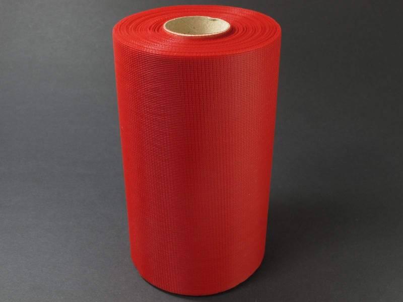 15cm Rouleau de Tulle - Rouge