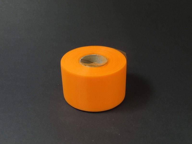 5cm Rouleau de Tulle - Mandarine