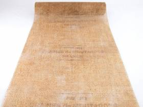Chemin de table toile de jute
