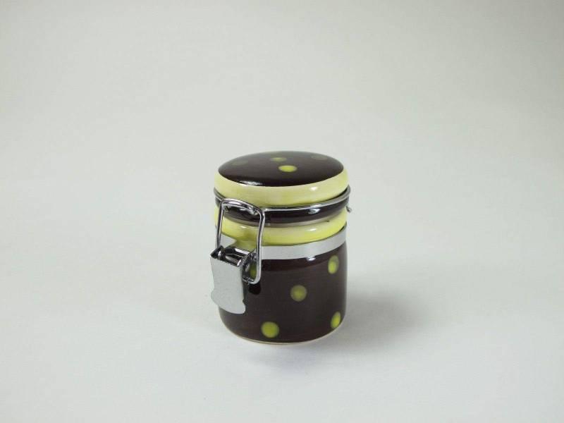 FS Pot à pois - Chocolat