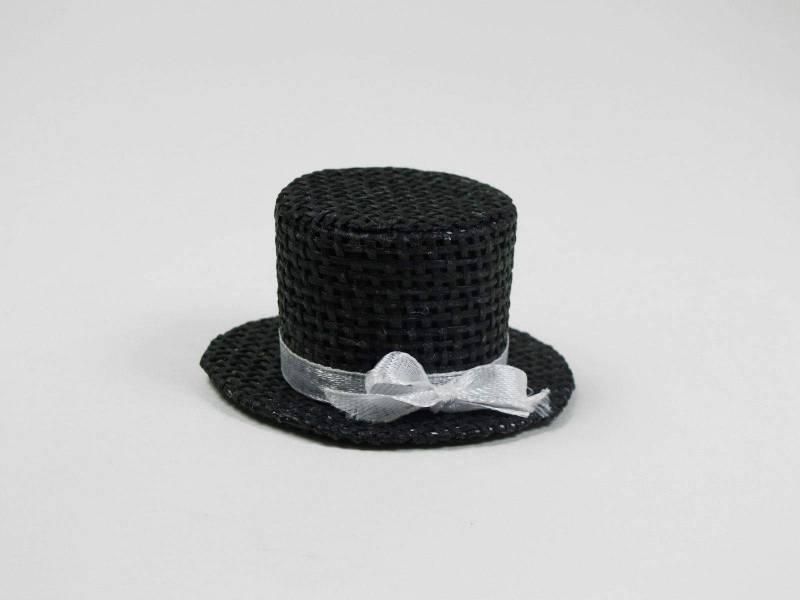 Chapeau panier - Noir