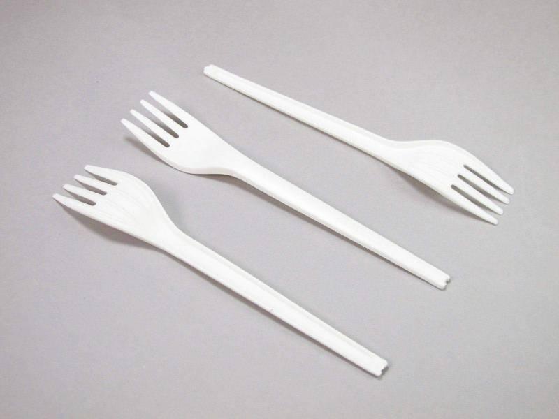 Fourchette bio CPLA - Blanc