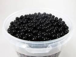 Perle d'eau couleur Caviar pour déco de vase - 1L