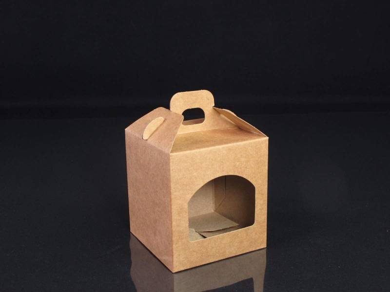 Boite en carton rigide - 1 pot de confiture 9,5cm
