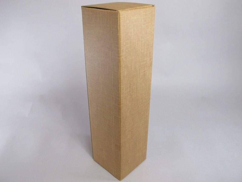 Boite magnum - Brun 11,5x11,5x43cm