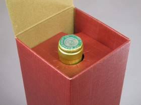 Boite 1 bouteille - Seta Bordeaux 9x9x34cm
