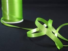 Bolduc organdi vert anis - 1cm