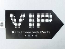 Flèche de direction VIP