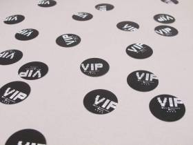 Confetti de table VIP