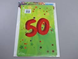 Guirlande anniversaire - 50 ans