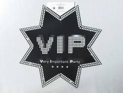 Découpe étoile VIP