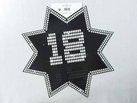 Découpe étoile VIP - 18ans