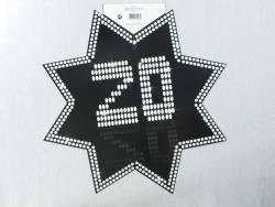 Découpe étoile VIP - 20ans