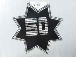 Découpe étoile VIP - 50ans