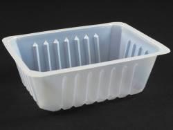 Barquette à Frites Jetable en plastique 375g - x250