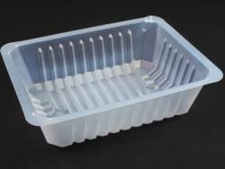 Barquette à Frites Jetable en plastique 1000g - x150