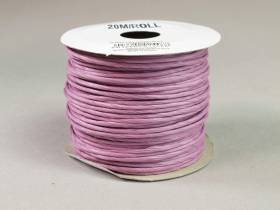 Cordon laitonné papier - Violet