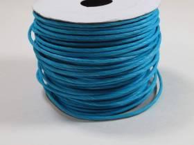 Cordon laitonné papier - Turquoise