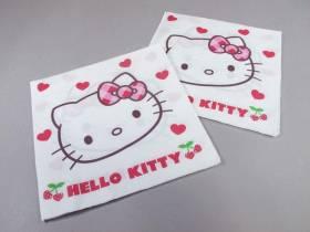 Serviette ouate 2 plis - Hello Kitty