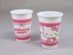 Gobelet plastique - Hello Kitty