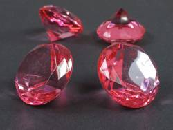 Diamant grand modèle - Fuchsia