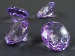 Diamant grand modèle - lilas