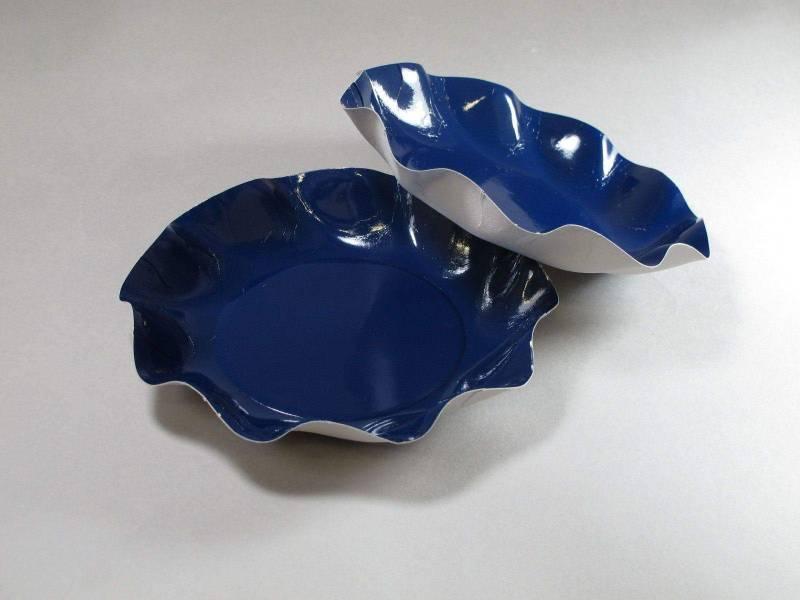 Coupelle carton - Bleu Nuit
