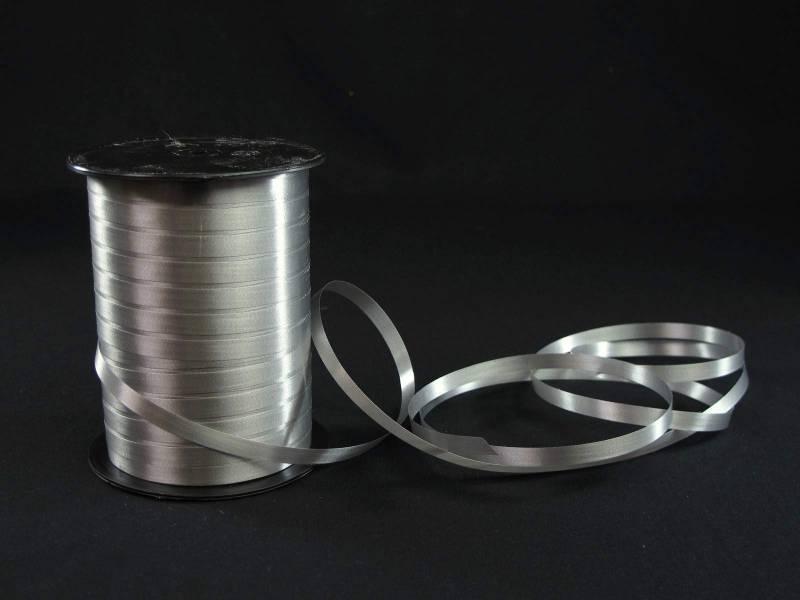 Bolduc standard lisse couleur Argent - 7mmx500m