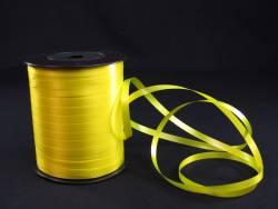 Bolduc standard lisse couleur Jaune Pâques - 7mmx500m
