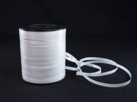 Bolduc standard lisse couleur Blanc - 7mmx500m