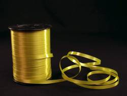Bolduc standard lisse couleur Or - 7mmx500m