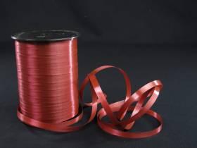 Bolduc standard lisse couleur Bordeaux - 7mmx500m