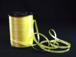 Bolduc standard lisse couleur Jaune - 7mmx500m