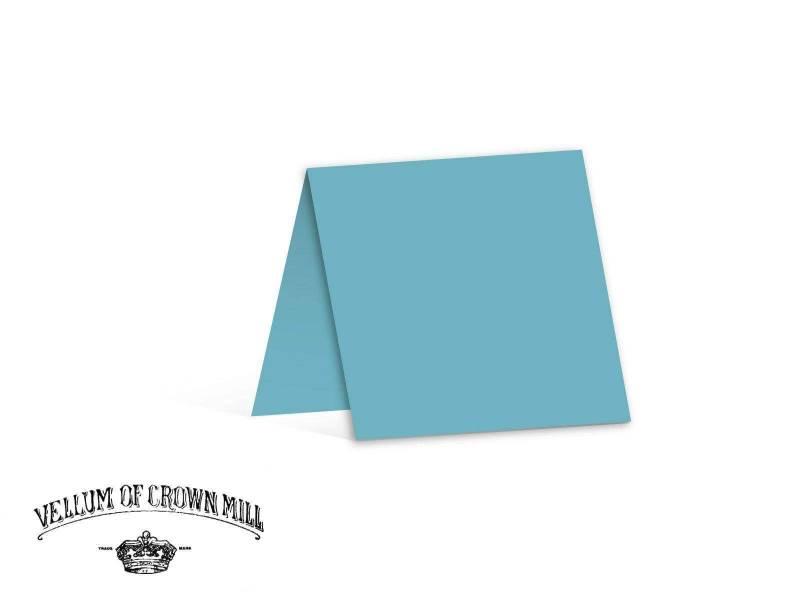 Carte double velin format 13,5x27cm - Arctique