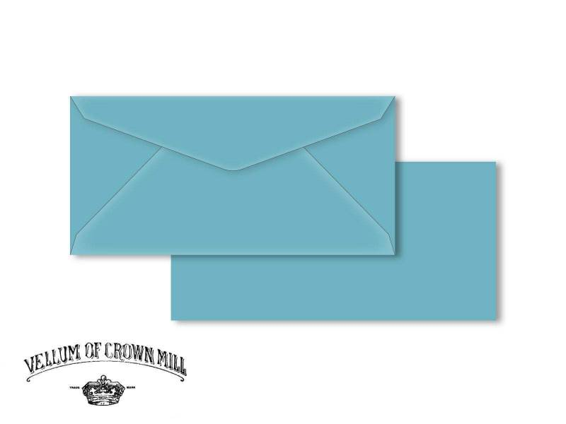 Enveloppe velin format DL - Arctique