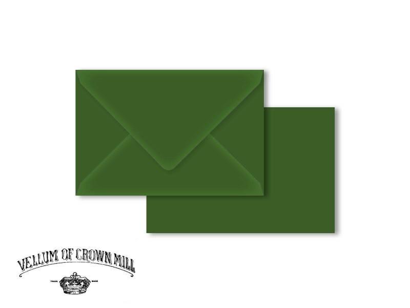Enveloppe velin format 12x18cm - Amazone