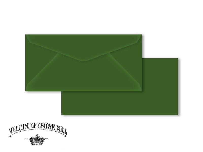 Enveloppe velin format DL - Amazone