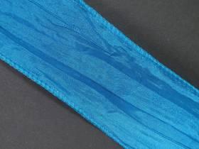 Ruban armé Crash 50mm -Turquoise