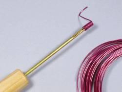 Enrouleur de fil alu Ø3mm