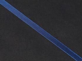 Ruban organza 5mm - Bleu