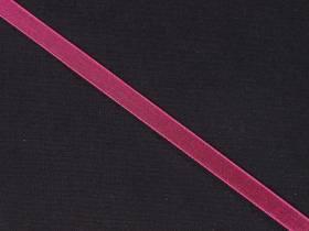 Ruban organza 5mm - Fuchsia