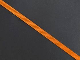 Ruban gros grain 0,5cm - Orange