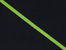 Ruban gros grain 0,5cm - Vert