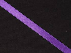 Ruban satin double face 10mm - Violet